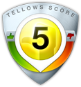 tellows Rating for  0800144 : Score 5