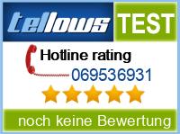 tellows Bewertung 069536931